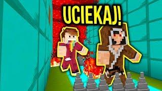 UCIEKAJ JEST ZA NAMI ! - Minecraft