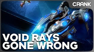 connectYoutube - Void Rays - Crank's variety StarCraft 2