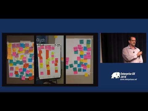 Jim Kalbach - Mapping Real World Experiences (Enterprise UX 2018)