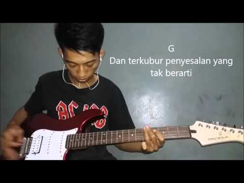 Last Child - Penantian (Guitar Cover)  by Hafizon