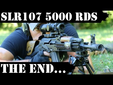 Arsenal SLR107 5000rds Later - This is the end! Giveaway too!!!