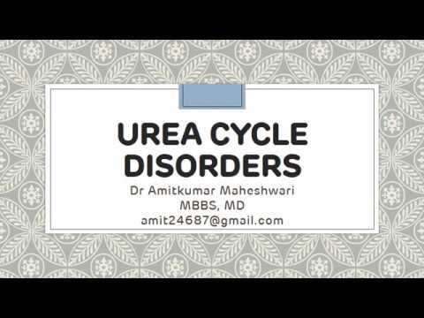 Urea Cycle Disorders || Hyperammonia || NEET PG|| Biochemistry || Dr Amit Maheshwari