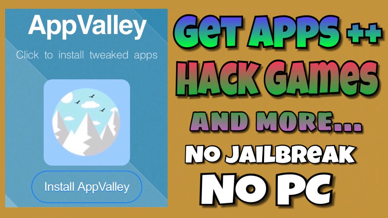 App Valley - Download Games , Apps and more
