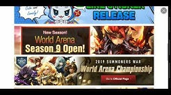 how to turn in promo codes, Summoner's war,  sw