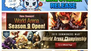 summoners war promo code 2019