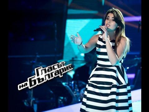 Станислава Василева   Катерино моме - Гласът на България 4 – Кастинги (26.02.2017)