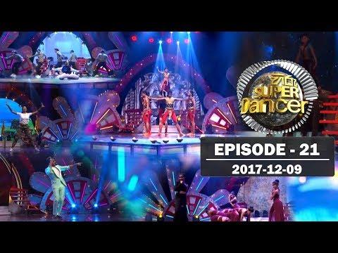 Hiru Super Dancer | Episode 21 | 2017-12-09