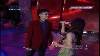 "Widhi KDI - Siti Badriah "" Syadu "" Konser Seleksi KDI 2015 (3/4)"