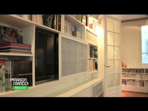 La Maison France 5 - Rénovation appartement haussmannien Just'In