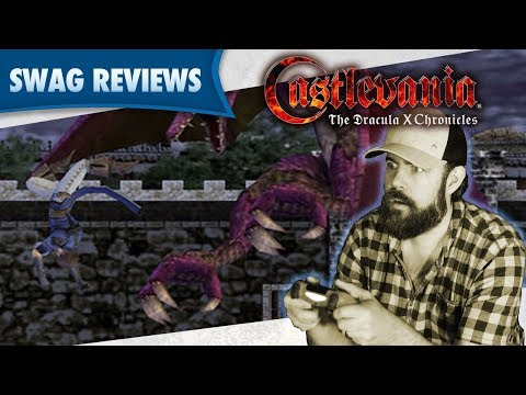 REVIEW: Castlevania, The Dracula X Chronicles