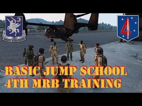 4th Marine Raider Battalion, Basic Jump School