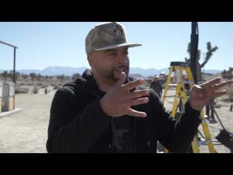 Touch Down - iakopo ft. Shaggy - (Making the Video)