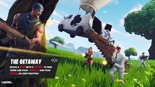 GETAWAY LTM FINALLY WILL BE RETURNING SOON!!! | FORTNITE:BATTLE ROYALE | LIVE (Malaysia)