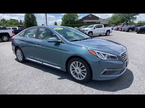Phillipsburg Easton Hyundai >> 2015 Hyundai Sonata Easton Allentown Bethlehem Hellertown Pa Phillipsburg Nj 7521a