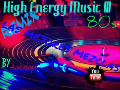LO MEJOR DEL HIGH ENERGY III