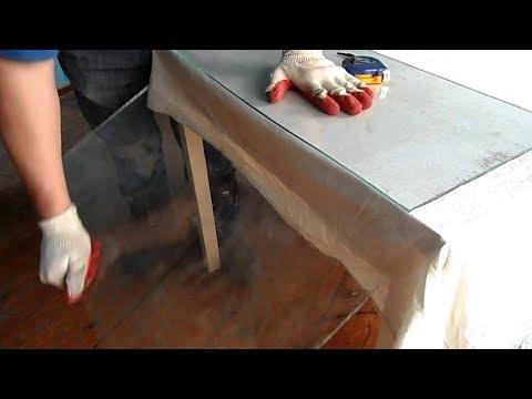 Как правильно вырезать стекло