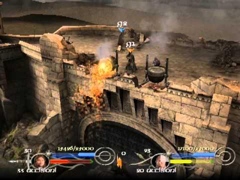 Il signore degli anelli il ritorno del re gameplay 3 for Il signore degli anelli il ritorno del re streaming