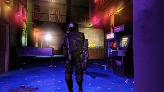 Swat 4 Elite Force - Hostages in the arcade