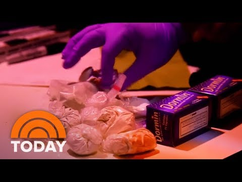 Opioid Addiction: How Ohio Has Become The Epicenter | TODAY