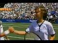 Martina Hingis vs Arantxa Sanchez-Vicario 1996 US Open Highlights