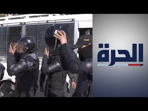 اعتقال عناصر من الأمن التونسي اعتدوا بالضرب على طفل في الشارع  - 15:55-2021 / 6 / 12
