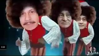 الدور الدور الدور موعودة باللي عليكي الدر  أغنية شادية وإسقاط على عصابة مبارك التي نهبت مصر