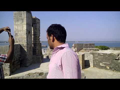 DIU Trip with IIM Ahmedabad collegue