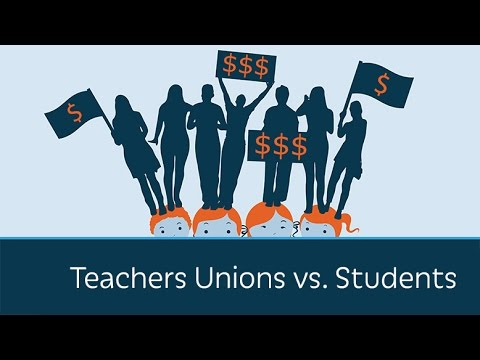Teachers Unions vs. Students - YouTube
