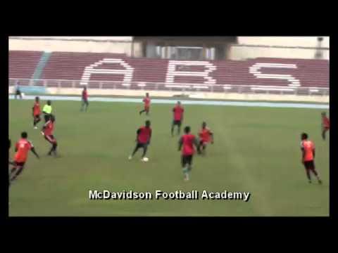 Mcdavidson Fc Trial Match