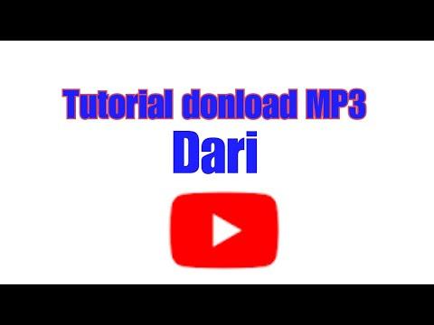 #Tutorial Donload Vidio Youtube Jadi Mp3