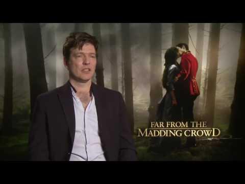 Thomas Vinterberg Talks About Matthias Schoenaerts - 'Far From The Madding Crowd' Interview