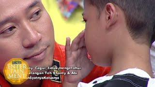 Kisah Haru Keluarga Denny Cagur [Dahsyat] [4 10 2015]