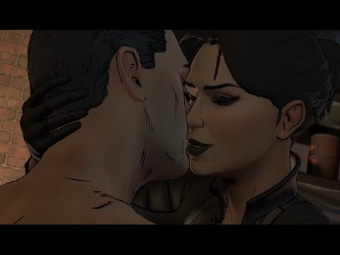 Catwoman Sex Game