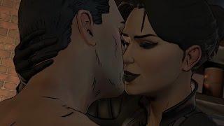 Batman The Telltale Series Episode 3: Batman and Catwoman Sex Scene (#BatSex)