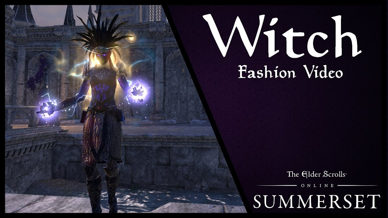 Witch Outfit - Fashion Scrolls Online