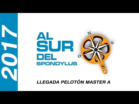 #AlSurdelSpondylus 2017 Llegada Master A