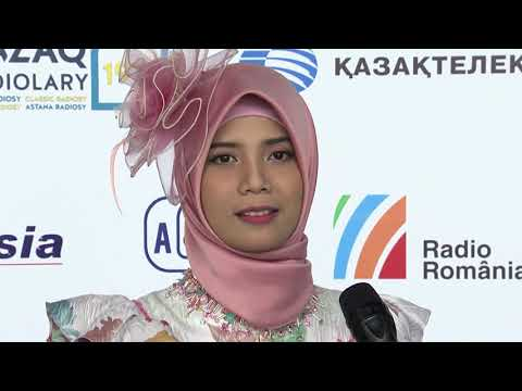Asia Media Dialogue 2018. Interview Andi Rizkha Fadillah Mallarangeng