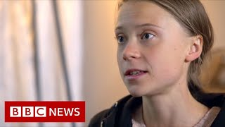 The swedish environmental activist spoke to bbc about how she's been spending last few months.there was no compulsory lockdown in sweden, unlike ...