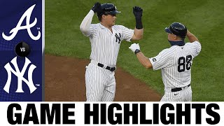 Aaron Judge goes yard in 9-6 win vs. Braves | Braves-Yankees Game Highlights 8/11/20