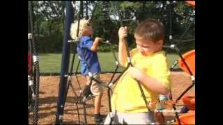 Safe Playground Equipment For Active Kids