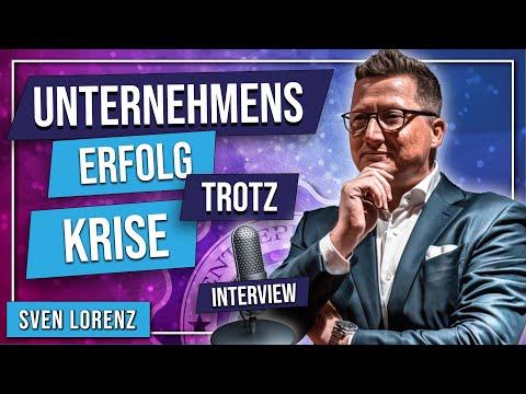 Wie du ein Unternehmen SICHER aufbauen kannst! - Interview mit Sven Lorenz