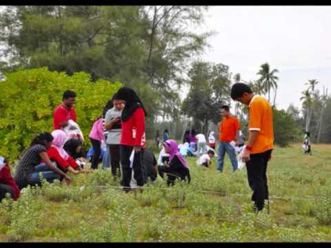 Akrab Persahabatan - Inteam Ecology principal Practical BIO3500.wmv