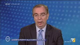 Elezioni in Sicilia, gli ultimi sondaggi di Alessandro Amadori a pochi giorni dal voto