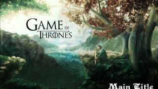 Relax with Game of Thrones (Main Title)