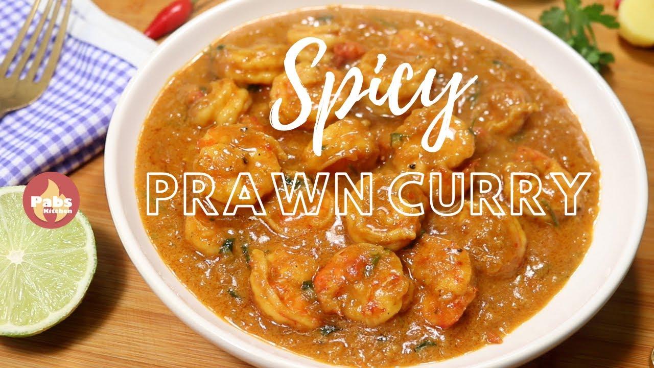 Prawn Coconut Masala Curry