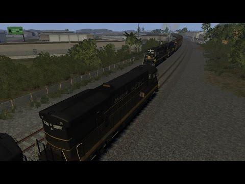 Train Simulator 2015: Seaboard GE U36B |
