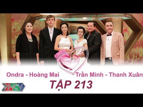 VỢ CHỒNG SON | Tập 213 FULL | Ondra - Hoàng Mai | Trần Minh - Thanh Xuân | 170917 💑