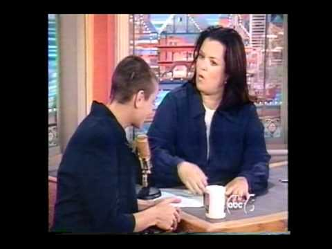 Sinéad OConnor on Rosie ODonnell Show