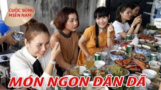 Món ăn đặc sản miền tây đãi bạn nhà anh 3 | Nam Việt
