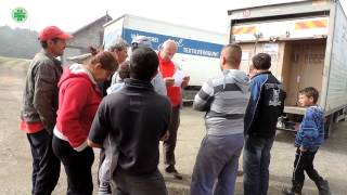 MFS-EMMAUS u posjeti romskom naselju Koksara (Lukavac)